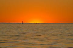 Sunset, Ephraim (Josh Thompson) Tags: d7000 lightroom5 70300mmf4556gvr sunset ephraim wisconsin doorcounty