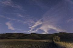 Love dem stars ❤️  Cherhill white horse at night (mark.abrams81) Tags: