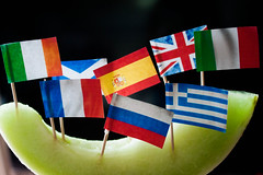 Sweet Dreams (Jules (Instagram = @photo_vamp)) Tags: dream photochallenge flags ireland scotland england france italy greece spain russia dreamvacation