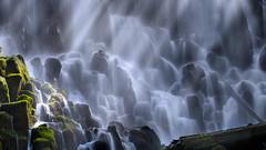 Morning Break (stokes rx) Tags: ramona waterfalls waterfalloregon mthood mthoodwaterfalls