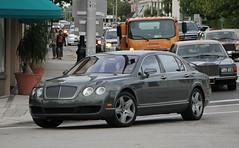 Bentley Continental Flying Spur (SPV Automotive) Tags: bentley continental flying spur sedan exotic sports car grey
