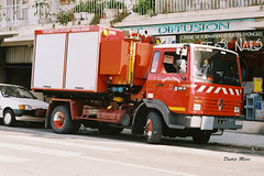SDIS 06 (mduthet) Tags: sdis06 alpesmaritimes nice vpb cev renault renaults150 behm camionpompier vhiculespompiers sapeurspompiers