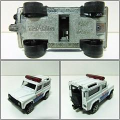 "LAND ROVER ""NASA"" N 266 - MAJORETTE (RMJ68) Tags: land rover 90 nasa defender majorette diecast coches cars juguete toy 160"