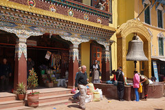 2015-03-30 04-15 Nepal 190 Kathmandu, Bodnath, Great Boudha Stupa (Allie_Caulfield) Tags: nepal geotagged photo spring high asia asien flickr foto image sony urlaub picture hires cc april resolution jpg himalaya bild jpeg geo frhling stockphoto 2015