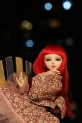 IMG_8268 (Emma Wolf) Tags: doll bjd customblythe obitsucustom classydoll dimdolllarina mystickids zinnadollmore
