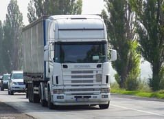 Scania Topline 420 (SRB) Браћо Срби