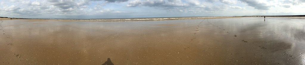 Fraisthorpe Beach Panorama