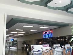 Cressona Mall (Retroactive Opposite) Tags: retail vintage shopping quiet pennsylvania vacant schuylkillcounty deadmall labelscar cressona frankenmall cressonamall