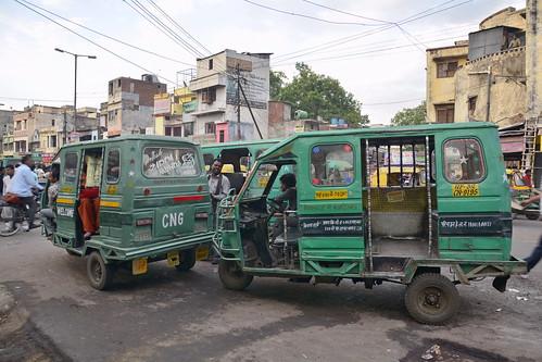 India - Uttar Pradesh - Gorakhpur - Auto Rickshaw - 3