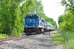 Appalachian Trail (grumpyff) Tags: railroad train 110 metronorth brookville bl20gh