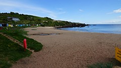 Photo of Coldingham Bay, Scottish Borders, Scotland, UK, 5/2015