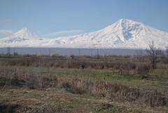 Beauty of World : Mount Ararat (Alexanyan) Tags: noah winter mountain snow armenia ark biblical snowscape armenian ararat