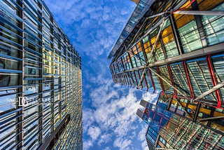 NEO Bankside And Blue Fin Building, London, UK