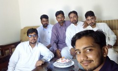 Happy Birth Day - Irfan Kayani - Incharge Guldasta - Weekly Pindi Post (10) (Dhakala Village) Tags: سالگرہ مبارک happybirthday celebration mibrahim ibrahim ibrahimdhakala irfankayani shahzadraza mirzasulman firdosmehmood abduljabbar kake smilingface gathering home