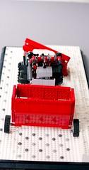 belos_21 (pehter aka ibbe) Tags: tractor lego gravely mocs lawnmover belos