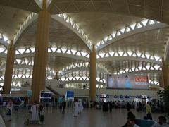 201606001 Riyadh airport (taigatrommelchen) Tags: building architecture airport riyadh ruh kingdomofsaudiarabia oerk 20160626
