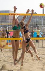 17230643 (roel.ubels) Tags: nk beachvolleybal beachvolleyball volleybal volleyball beach scheveningen sport topsport 2016