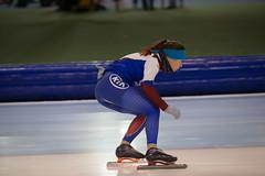 A37W1019 (rieshug 1) Tags: speedskating schaatsen eisschnelllauf skating worldcup isu juniorworldcup worldcupjunioren groningen kardinge sportcentrumkardinge sportstadiumkardinge kardingeicestadium sport knsb ladies dames 3000m