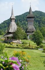 Barsana Monastery, Maramures, Romania (Marek Soltysiak) Tags: romania maramures manastirea monastery barsana wood wooden lemn