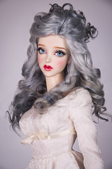 READY WIG! Shades of grey (Amadiz) Tags: wig bjd doll amadiz amadizstudio soom topaz