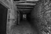 Calle Ujué 9 (Garimba Rekords) Tags: blanco calle arquitectura y negro pueblo bn navarra ujué