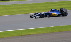 Sauber (quintinsmith_ip) Tags: race speed view sunday fast racing grandprix silverstone sauber 12 formula1 2016 viewfrom c35 britishgp sauberf1team f1race letsgoracing felipenasr woodcoteb