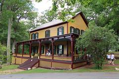 Grant Cottage (jschumacher) Tags: newyorkstate wilton wiltonnewyork upstate ulyssessgrant grantcottage mountmcgregor