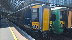 387131 at Brighton (Sparkyscrum) Tags: 387 3871 class387 bombardier gwr greatwesternrailway