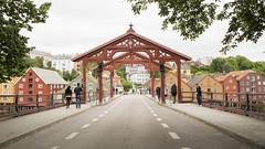Bridge of Trondheim (snej1972) Tags: vacation holiday oslo norway norge urlaub norwegen skien vaterundsohn