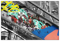 EscalierNBC_7192 (cocolokoproducciones) Tags: graffity streetart tags
