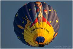 Montgolfire Air Petit Prince (Aurlie_D) Tags: france montgolfire 75views 10favs 10faves sonydscrx100 auvergnerhnealpes airpetitprince