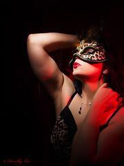 Masquerade 6 (dorothylee) Tags: dorothyleephotographyphotography photography photo photograph selfportrait selfie portrait portraits portraiture color colour colorful colourful fashion fashionphotography fashionportraiture masked masks mask masquerade