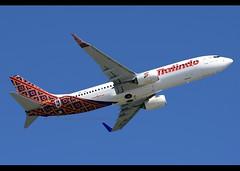 Boeing | 737-8GP | Malindo Air | 9M-LNZ | Hong Kong | HKG | VHHH (Christian Junker | Photography) Tags: nikon nikkor d800 d800e dslr plane aircraft boeing b7378gp b737800 b737 b738 malindoair od mxd malindo malindo606 od606 mxd606 9mlnt narrowbody winglets departure takeoff 25l airline airport aviation planespotting 38303 5965 383035965 hongkonginternationalairport cheklapkok vhhh hkg clk hkia hongkong sar china asia haeco therocks lantau christianjunker flickrtravelaward flickraward zensational hongkongphotos worldtrekker superflickers 70200mm