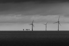 Offshore Generations (Matt Wilde) Tags: maunsell tankerton slopes pentax sea fort