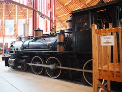 Clinchfield 1, Baltimore (nigelmenzies) Tags: borailroadmuseum baltimore clinchfield 1