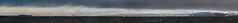 summer's dichotomy (pbo31) Tags: marina berkeley california nikon d810 color july summer 2016 boury pbo31 eastbay alamedacounty overcast gray kitefestival bay bayarea sanfrancisco city baybridge 80 easternspan sas fog marinelayer skyline sky sunset panoramic large stitched panorama silhouette weather dichotomy portofoakland over treasureisland yerbabuenaisland