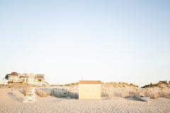 (gwoolston) Tags: lifeguard shore beach seashore jerseyshore stoneharbor dunes sand boat