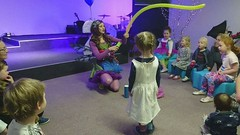 Fairy Julianne at Mums and Bubs Support Group - 2nd Year Anniversary Party yesterday (4th Aug 2016) Thank you to Meagan Bennetts for permission to share these images :) (FizzyFaceKidsEntertainment) Tags: fairy party julianne bremner fizzy face kids entertainment traralgon gippsland latrobe valley