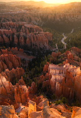 Canyon Snake (sharpedit) Tags: bryce canyon national park utah nps snake hoodoo sunrise point inspiration landscape sigma 1835 warm nature