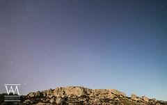 Cliffs and Sky (McCarthy's PhotoWorks) Tags: malta med mediterranean mgiebah astronomy bay beautiful cliff coast coastline hill horizon landscape longexposure night nightsky nighttime nightscape outdoor seascape shoreline sky star starry