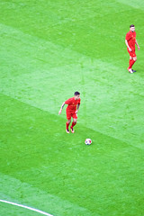 Coutinho (cchana) Tags: barcelona barelona lfc liverpoolfc liverpool fcb football match players grass wembley game soccer coutinho philippecoutinho player ball