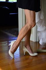 _DSC0055jj (ARDENT PHOTOGRAPHER) Tags: calves muscular female woman flexing skinny mature milf gilf highheels tiptoe