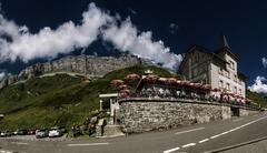 Chlausenpass Hhe (Elliott Bignell) Tags: vierwaldstttersee switzerland suisse svizzera schweiz chlausenpass hhe klausenpass alps alpen alpine alp berge berg mountains mountain gasthaus hotel