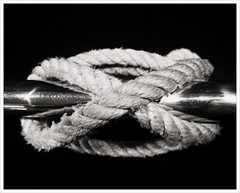 Day 250 - The Ties That Bind (Free 2 Be) Tags: boating project365 rough photoaday dailyphoto rope 365 postaday cleathitch cleat line tied