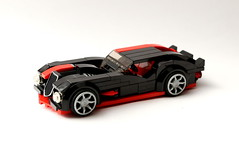 6 wide black (RGB900) Tags: lego supercars 6wide black