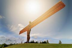 Angel of the North (pentlandpirate) Tags: angelofthenorth antonygormley newcastle gateshead