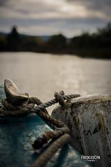 Nudos. (FreckledCyn) Tags: chile barco turismo valdivia riovaldivia