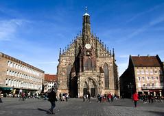 Nuremberg City, Germany