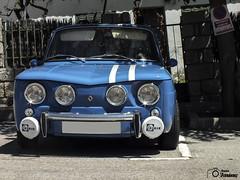 Renault 8 (Replica Gordini) '74 (GonzaloFG) Tags: detail slr ford chevrolet car sport skyline honda spain italia nissan evolution ferrari camaro turbo mclaren enzo bmw gto jaguar mustang m3 ducati audi lamborghini rs m6 m5 challenge m4 avant v8 rs2 spotting s2000 e30 nsx gallardo amg drifting rs4 typer gtr trackday murcielago etype quattro gt40 f40 r8 f12 rs6 v12 f50 cosworth nismo e46 4c r34 e36 berlinetta superleggera 458 gordini 899 m3csl desmosedici panigale ftype 275gtb rs3 e92 circuitodeljarama stralade m235i