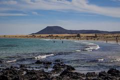 20150210AE0018 (ichbinsEvi) Tags: sea sky beach clouds spain fuerteventura himmel wolken atlantic kanarischeinseln
